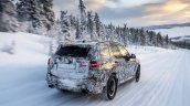 2018 BMW X3 (BMW G01) prototype North Sweden testing