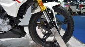 BMW G310R at BIMS 2017 front wheel
