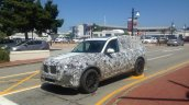 BMW X7 spy shot South Africa