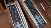 DC Design Lounge for the Toyota Innova Crysta seat control