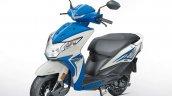 Honda Dio BSIV studio blue