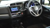 Honda WR-V black interior First Drive Review