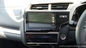 Honda WR-V centre console