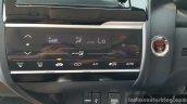 Honda WR-V climate control system