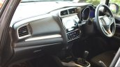 Honda WR-V dashboard First Drive Review
