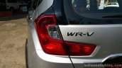 Honda WR-V left tail lamp