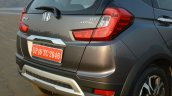 Honda WR-V rear end First Drive Review