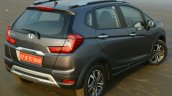 Honda WR-V rear high First Drive Review