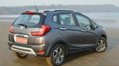 Honda WR-V rear quarter First Drive Review