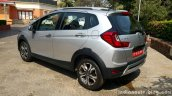 Honda WR-V rear three quarters left side