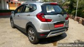 Honda WR-V rear three quarters