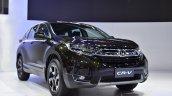 India-bound 2017 Honda CR-V 7-seater front quarter at the BIMS 2017