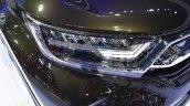 India-bound 2017 Honda CR-V 7-seater headlamp at the BIMS 2017