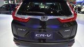 India-bound 2017 Honda CR-V 7-seater rear at the BIMS 2017