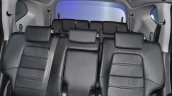 India-bound 2017 Honda CR-V 7-seater rear cabin at the BIMS 2017