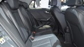 India-bound Audi Q2 rear cabin at the BIMS 2017