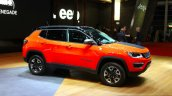 India-bound Jeep Compass Trailhawk at the Geneva Motor Show Live