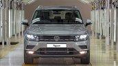 Indian-spec VW Tiguan front