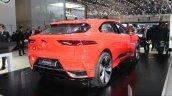 Jaguar i-Pace rear quarter 2017 Geneva Motor Show