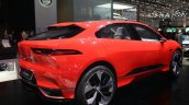 Jaguar i-Pace rear three quarter 2017 Geneva Motor Show