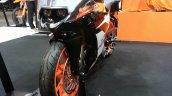 KTM RC390 front at Osaka Motorcycle Show 2017