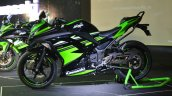 Kawasaki Ninja 300 side