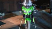 Kawasaki Versys 650 front at India launch