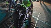 Kawasaki Z650 rear three quarter at India launch