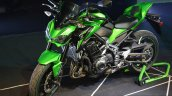 Kawasaki Z900 front three quarter left at India launch