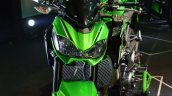 Kawasaki Z900 headlamp at India launch