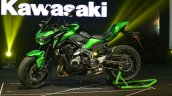Kawasaki Z900 side at India launch