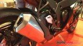 Kawasaki ZX10RR India launch exhaust