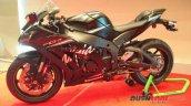 Kawasaki ZX10RR India launch side