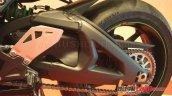 Kawasaki ZX10RR India launch swingarm