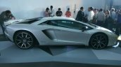 Lamborghini Aventador S LP740-4 side launched