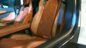 Lamborghini Aventador S seats LP740-4 launched