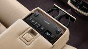 Lexus ES 300h rear arm rest