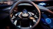 Lexus UX Concept dashboard driver side