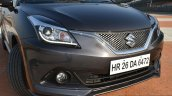 Maruti Baleno RS bumper First Drive Review