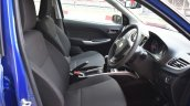 Maruti Baleno RS front cabin First Drive Review