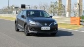 Maruti Baleno RS front quarter First Drive Review