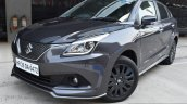 Maruti Baleno RS front three quarter First Drive Review