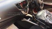 Maruti Baleno RS interior spyshot IAB