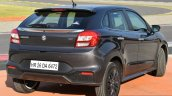 Maruti Baleno RS rear quarter First Drive Review