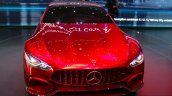 Mercedes AMG GT concept front 2017 Geneva Motor Show
