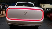 Mercedes Concept X Class rear pick up at the Geneva Motor Show Live