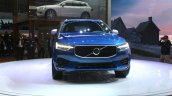 New Volvo XC60 front at the Geneva Motor Show Live