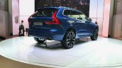 New Volvo XC60 rear quarter at the Geneva Motor Show Live