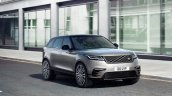 Range Rover Velar front three quarters right side
