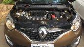 Renault Captur (Renault Kaptur) engine bay